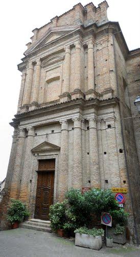 Chiesa Madonna delle Grazie a Moncalvo
