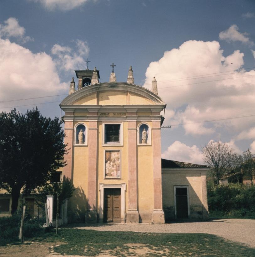 Chiesa Santa Maria delle Peschiere a Moncalvo