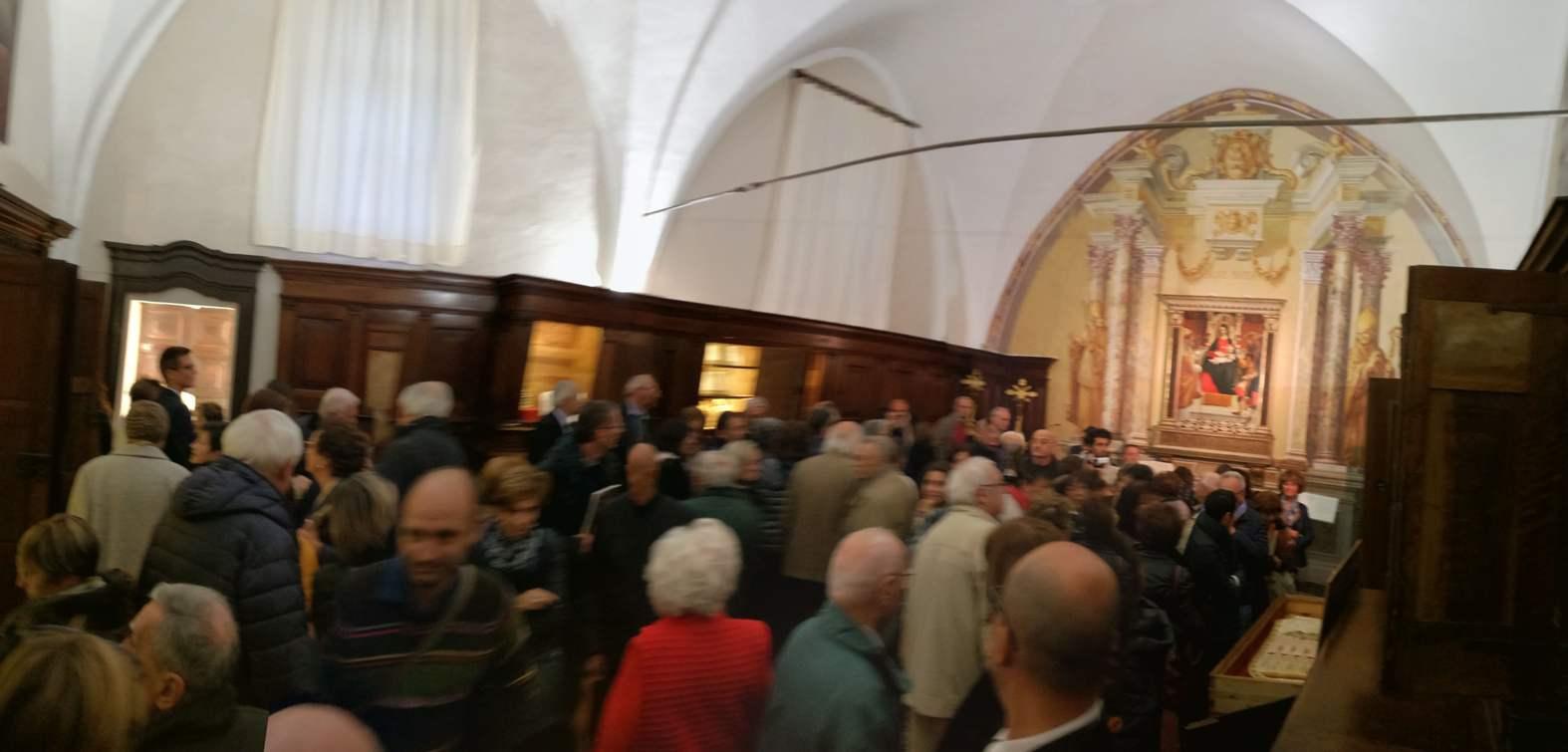 Inaugurazione Museo Parrocchiare Moncalvo
