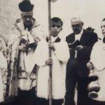 Patro: processione del Corpus Domini con Don Luigi Bargero